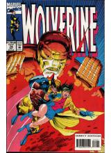 Комикс 1993-10 Wolverine 74