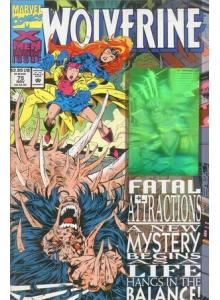 Comics 1993-11 Wolverine 75