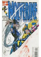 Комикс 1994-02 Wolverine 78