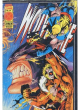 Комикс 1995-02 Wolverine 90