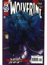 Комикс 1996-04 Wolverine 100