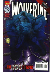 Comics 1996-04 Wolverine 100
