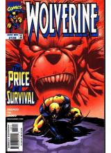 Комикс 1998-11 Wolverine 130