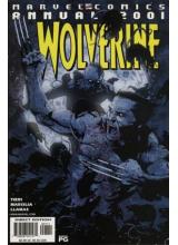 Комикс 2001-01 Wolverine Annual 5