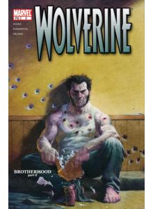 Comics 2003-08 Wolverine 2
