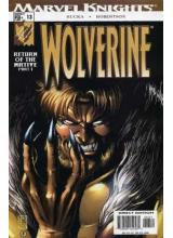 Комикс 2004-06 Wolverine 13