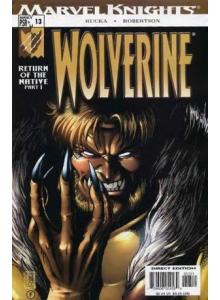 Comics 2004-06 Wolverine 13