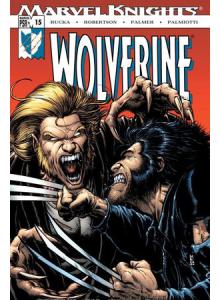 Comics 2004-07 Wolverine 15