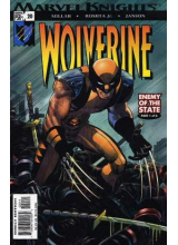 Комикс 2004-12 Wolverine 20