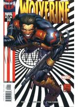 Комикс 2005-11 Wolverine 33