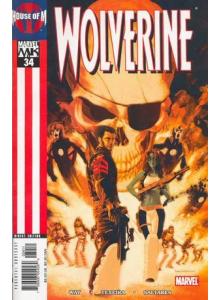 Comics 2005-12 Wolverine 34