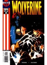 Комикс 2005-12 Wolverine 35
