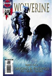 Comics 2006-01 Wolverine 36