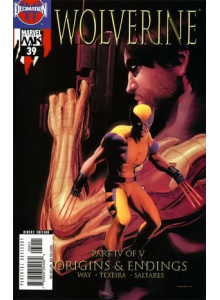 Comics 2006-04 Wolverine 39