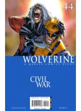 Комикси 2006-09 Wolverine 44
