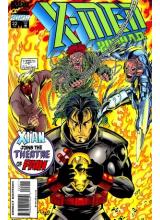 Комикс 1995-07 X-Men 2099 22