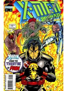Comics 1995-07 X-Men 2099 22
