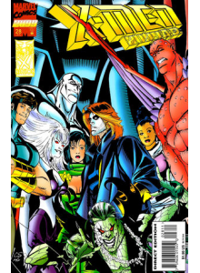 Comics 1996-01 X-Men 2099 28