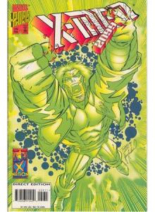 Comics 1996-02 X-Men 2099 29