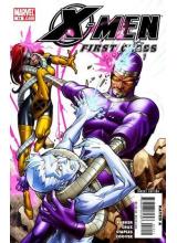 Комикс 2008-09 X-Men First Class 14