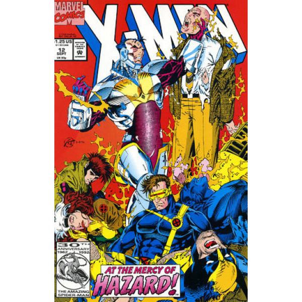 Comics 1992-09 X-Men 12 1