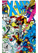 Комикс 1991-12 X-Men 3