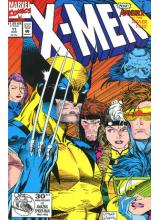 Комикс 1992-08 X-Men 11