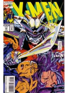 Комикс 1993-07 X-Men 22