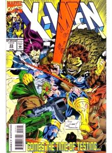 Комикс 1993-08 X-Men 23