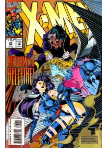Комикс 1994-02 X-Men 29