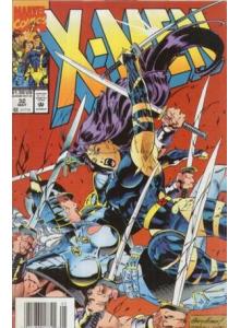 Комикс 1994-05 X-Men 32