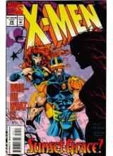 Комикс 1994-08 X-Men 35