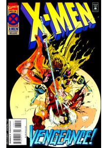 Комикс 1994-11 X-Men 38
