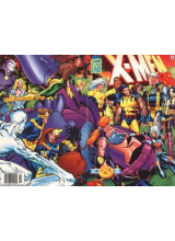 Комикс 1996-11 X-Men Annual 5