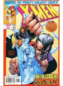 Комикс 1997-09 X-Men 67
