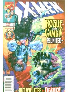Комикс 1998-11 X-Men 81