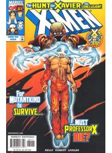 Комикс 1999-02 X-Men 84