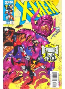 Комикс 1999-07 X-Men 90