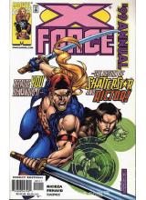 Комикс 1999-08 X-Men Annual 8