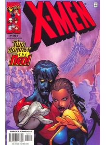 Комикс 2000-06 X-Men 101