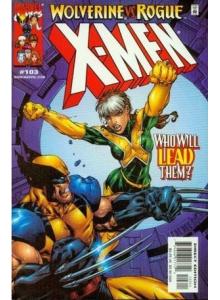 Комикс 2000-08 X-Men 103