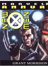 Комикс 2001-09 X-Men Annual 10