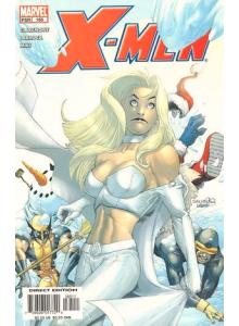 Комикс 2005-02 X-Men 165