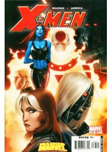 Комикс 2006-08 X-Men 187