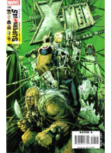 Комикс 2006-11 X-Men 191