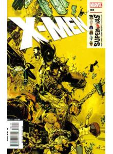 Комикс 2007-01 X-Men 193