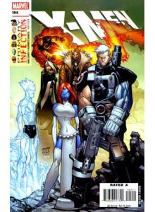 Комикс 2007-02 X-Men 194
