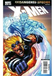 Комикс 2007-09 X-Men 201