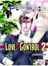 Манга Yaoi | Love Control vol 02