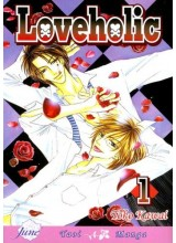 Manga Yaoi | Loveholic vol.01